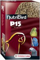 NutriBird P15 Original для крупных попугаев 900 гр(развес)